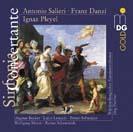 Danzi. Pleyel, Salieri: Konzertante Sinfonien
