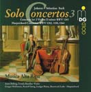 Bach: Sämtliche Solo-Konzerte Vol. 3
