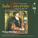 Bach: Sämtliche Solo-Konzerte Vol. 5