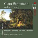 Clara Schumann und ihre Familie