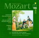 Mozart: Klavierkonzert, Sinfonie, Arie