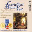 Virtuose Klarinettenkonzerte der Klassik
