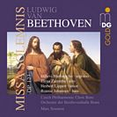 Missa solemnis op. 123 plus Bonustracks