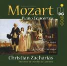 Mozart: Klavierkonzerte Vol. 1