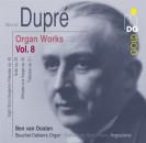 Dupré: Orgelwerke Vol. 8
