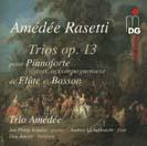 Rasetti: Trios op. 13
