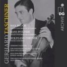 Fortner, Bruch, Pfitzner: Violinkonzerte