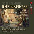 Konzerte für Orgel und Orchester Nr. 1 & 2, Drei Stücke für Violoncello und Orchester