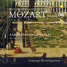 Frühe Streichquartette Vol. 3  KV 158, 160, 171 & 172