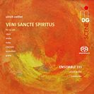 Veni Sancte Spiritus für 12 Soli, Chor, Violine, Viola, Klarinette, Akkord- + Piano