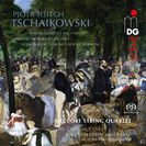 Souvenir de Florence (Sextettfassung), Streichq. Nr.1, Quartettsatz op. Post