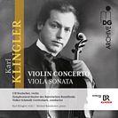 Violinkonzert E-Dur, Sonate für Viola und Klavier