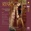 Kammermusik Vol.2 Klaviertrios, Trios, Sonaten