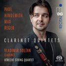 Quintette für Klarinette und Streichquartett